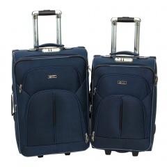 Комплект чемоданов 002-411/412-FM-DNV Francesco Molinary FMolinary Франческо Молинари FMolinari Molinari