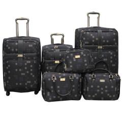 Комплект чемоданов 030-C10703B1-N1/6 Francesco Molinary FMolinary Франческо Молинари FMolinari Molinari