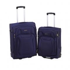 Комплект чемоданов 111-16033/2-BLU Francesco Molinary FMolinary Франческо Молинари FMolinari Molinari