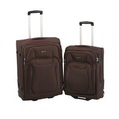 Комплект чемоданов 111-16033/2-BRW Francesco Molinary FMolinary Франческо Молинари FMolinari Molinari