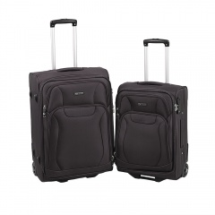 Комплект чемоданов 111-16033/2-GRY Francesco Molinary FMolinary Франческо Молинари FMolinari Molinari