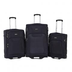 Комплект чемоданов 111-16033/3-NAV Francesco Molinary FMolinary Франческо Молинари FMolinari Molinari