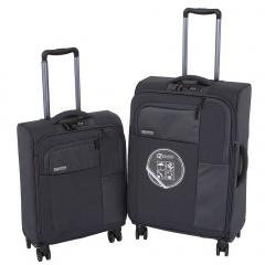 Комплект чемоданов 111-18060/2-GRY Francesco Molinary FMolinary Франческо Молинари FMolinari Molinari