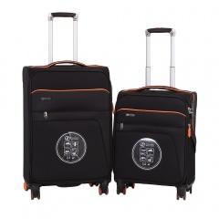 Комплект чемоданов 111-681731/2-BLK Francesco Molinary FMolinary Франческо Молинари FMolinari Molinari