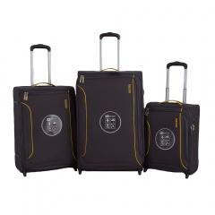 Комплект чемоданов 111-681905/3-GRY Francesco Molinary FMolinary Франческо Молинари FMolinari Molinari