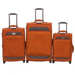 Комплект чемоданов 118-6080/3-ORN Francesco Molinary FMolinary Франческо Молинари FMolinari Molinari