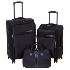 Комплект чемоданов 118-8059-3-NAV Francesco Molinary FMolinary Франческо Молинари FMolinari Molinari