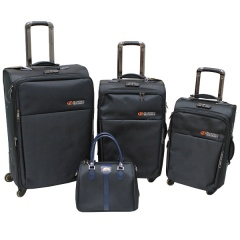 Комплект чемоданов 118-8059/4-BLU Francesco Molinary FMolinary Франческо Молинари FMolinari Molinari