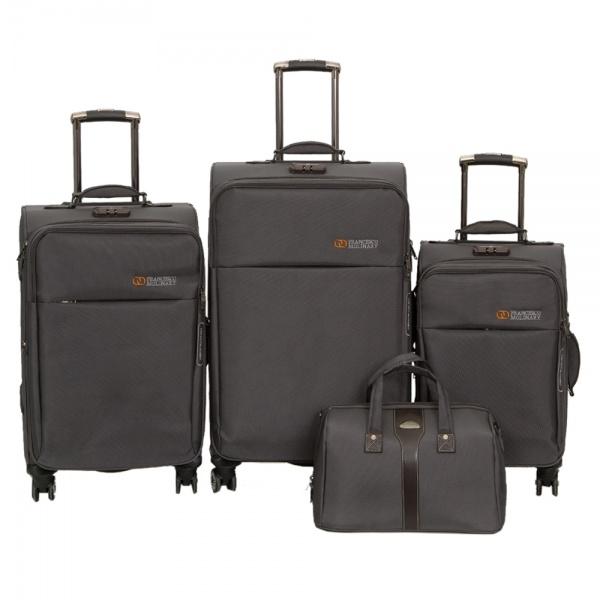Комплект чемоданов 118-8059/4GRY Francesco Molinary FMolinary Франческо Молинари FMolinari Molinari