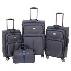 Комплект чемоданов 118-9023/4-NAV Francesco Molinary FMolinary Франческо Молинари FMolinari Molinari