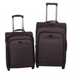 Комплект чемоданов 118-9027/2-BRW Francesco Molinary FMolinary Франческо Молинари FMolinari Molinari
