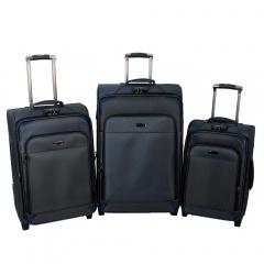Комплект чемоданов 118-9027/3-NAV Francesco Molinary FMolinary Франческо Молинари FMolinari Molinari