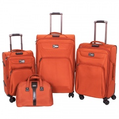 Комплект чемоданов 118-9033/4ORN Francesco Molinary FMolinary Франческо Молинари FMolinari Molinari
