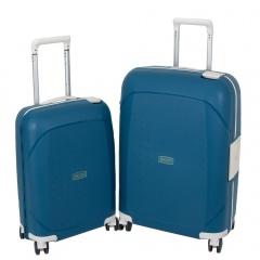 Комплект чемоданов 213-P7007/2DNV Francesco Molinary FMolinary Франческо Молинари FMolinari Molinari