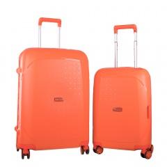 Комплект чемоданов 213-P7007/2ORN Francesco Molinary FMolinary Франческо Молинари FMolinari Molinari