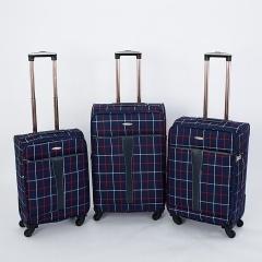 Комплект чемоданов 219-MD1094/3-NAV Francesco Molinary FMolinary Франческо Молинари FMolinari Molinari