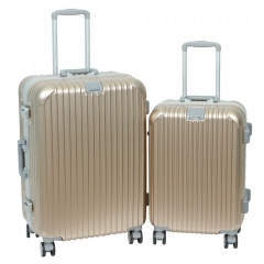 Комплект чемоданов 266-839/2-GLD Francesco Molinary FMolinary Франческо Молинари FMolinari Molinari