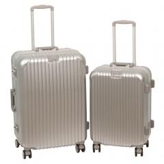 Комплект чемоданов 266-839/2-GRY Francesco Molinary FMolinary Франческо Молинари FMolinari Molinari