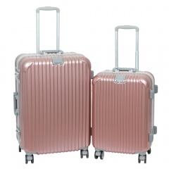Комплект чемоданов 266-839/2-LBZ Francesco Molinary FMolinary Франческо Молинари FMolinari Molinari