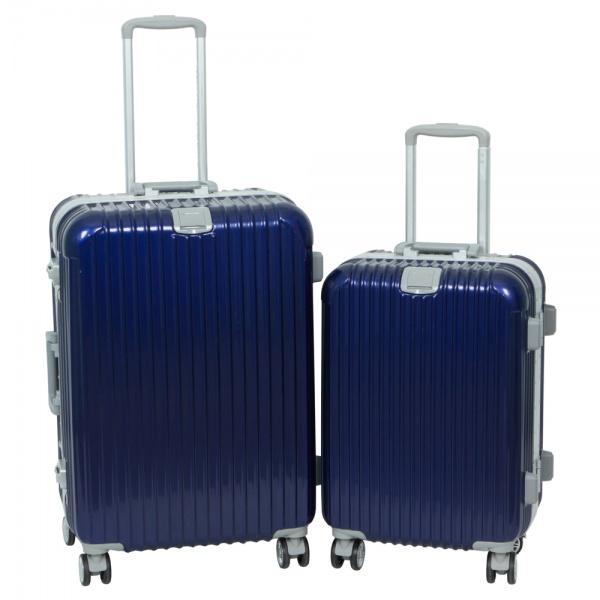 Комплект чемоданов 266-839/2-NAV Francesco Molinary FMolinary Франческо Молинари FMolinari Molinari