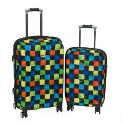 Комплект чемоданов 268-001-2BCL Francesco Molinary FMolinary Франческо Молинари FMolinari Molinari
