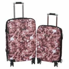 Комплект чемоданов 268-001-2BWT Francesco Molinary FMolinary Франческо Молинари FMolinari Molinari