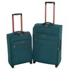 Комплект чемоданов 270-2315/2-BIR Francesco Molinary FMolinary Франческо Молинари FMolinari Molinari