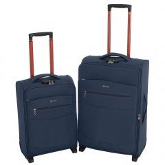 Комплект чемоданов 270-2315/2-NAV Francesco Molinary FMolinary Франческо Молинари FMolinari Molinari