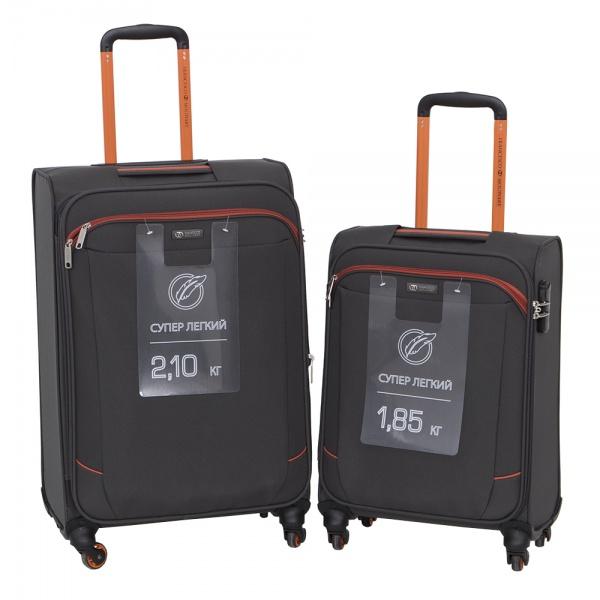 Комплект чемоданов 270-29111/2-GOR Francesco Molinary FMolinary Франческо Молинари FMolinari Molinari