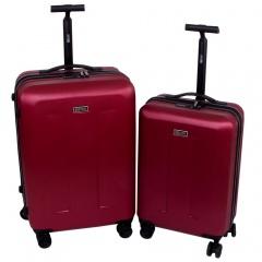 Комплект чемоданов 298-14048/2-BRD Francesco Molinary FMolinary Франческо Молинари FMolinari Molinari