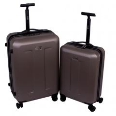 Комплект чемоданов 298-14048/2-GLD Francesco Molinary FMolinary Франческо Молинари FMolinari Molinari