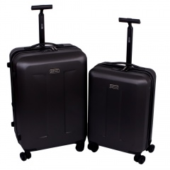 Комплект чемоданов 298-14048/2-GRY Francesco Molinary FMolinary Франческо Молинари FMolinari Molinari