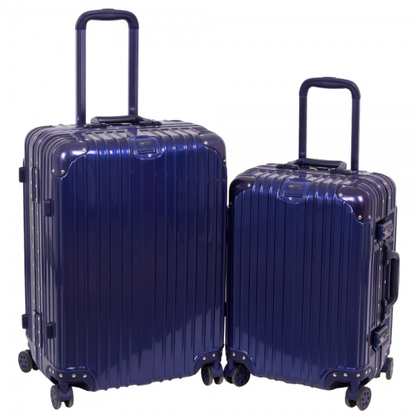 Комплект чемоданов 312-368/2-NAV Francesco Molinary FMolinary Франческо Молинари FMolinari Molinari