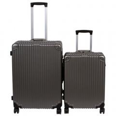 Комплект чемоданов 312-628/2-GRY Francesco Molinary FMolinary Франческо Молинари FMolinari Molinari
