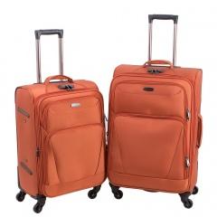Комплект чемоданов 333-9025/2-ORN Francesco Molinary FMolinary Франческо Молинари FMolinari Molinari