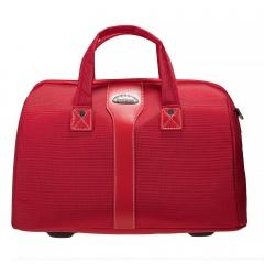 Дорожная сумка 118-0023-11-RED Francesco Molinary FMolinary Франческо Молинари FMolinari Molinari