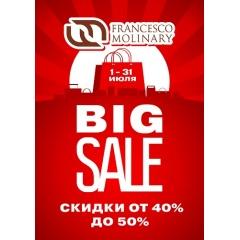 659b55661f35 ... сумки, портфели, чемоданы и другие аксессуары в фирменных магазинах  «Francesco Molinary», поскольку на весь ассортимент действует скидка от 40 до  50%.